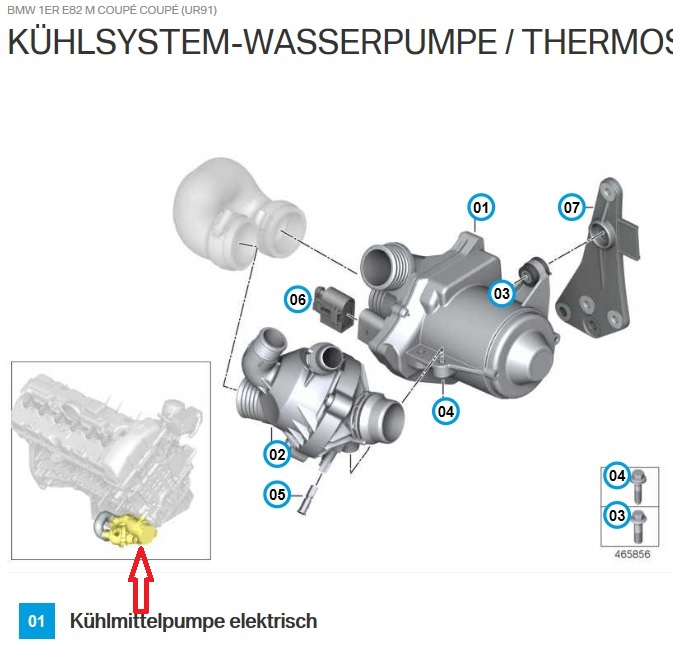 Motor Zu Heiss Wasserkühlung Problem