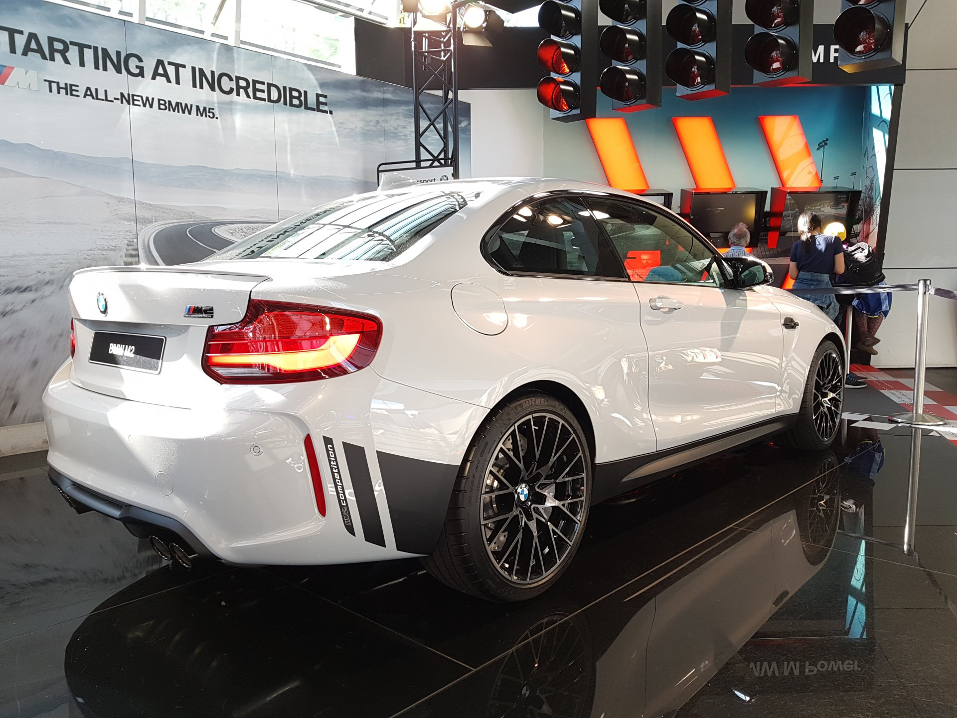 M2 Competition On Display At Bmw Welt Munich