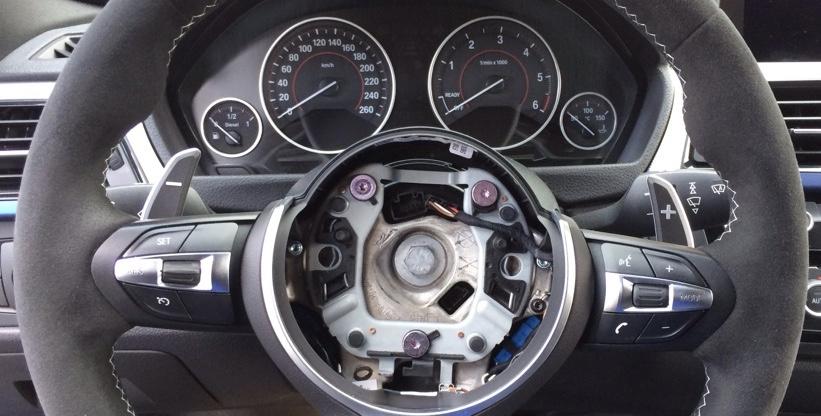 BMW M4 Coupe >> BMW M4 Schaltwippen / Nachrüstung für alle FX