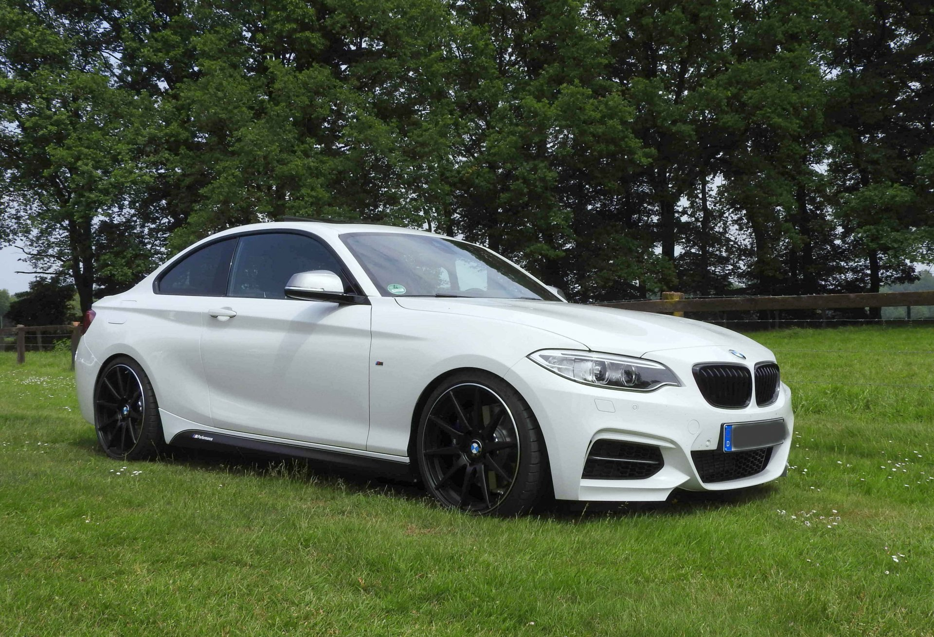 m235i update felgen fahrwerk bmw 1er 2er forum community. Black Bedroom Furniture Sets. Home Design Ideas