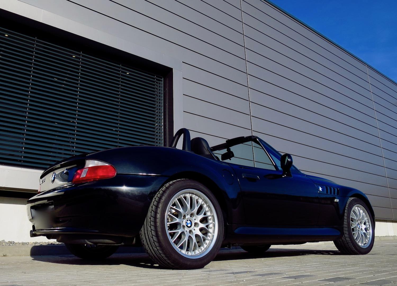 Verkauft Bmw Z3 3 0 Sport Edition Schwarz Schwarz Zu