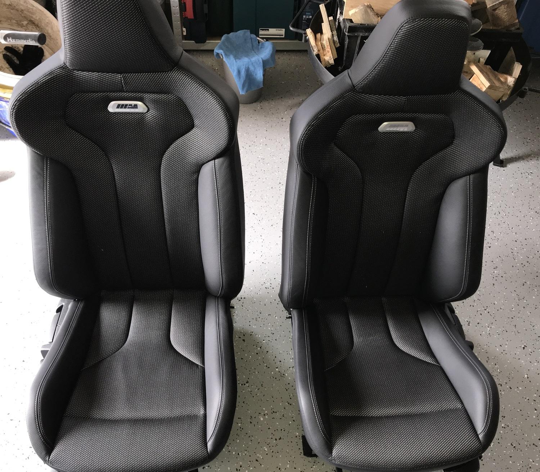 Verkauft Bmw M4 Sitze Vorne Fur 1er F21 F22 Oder M2