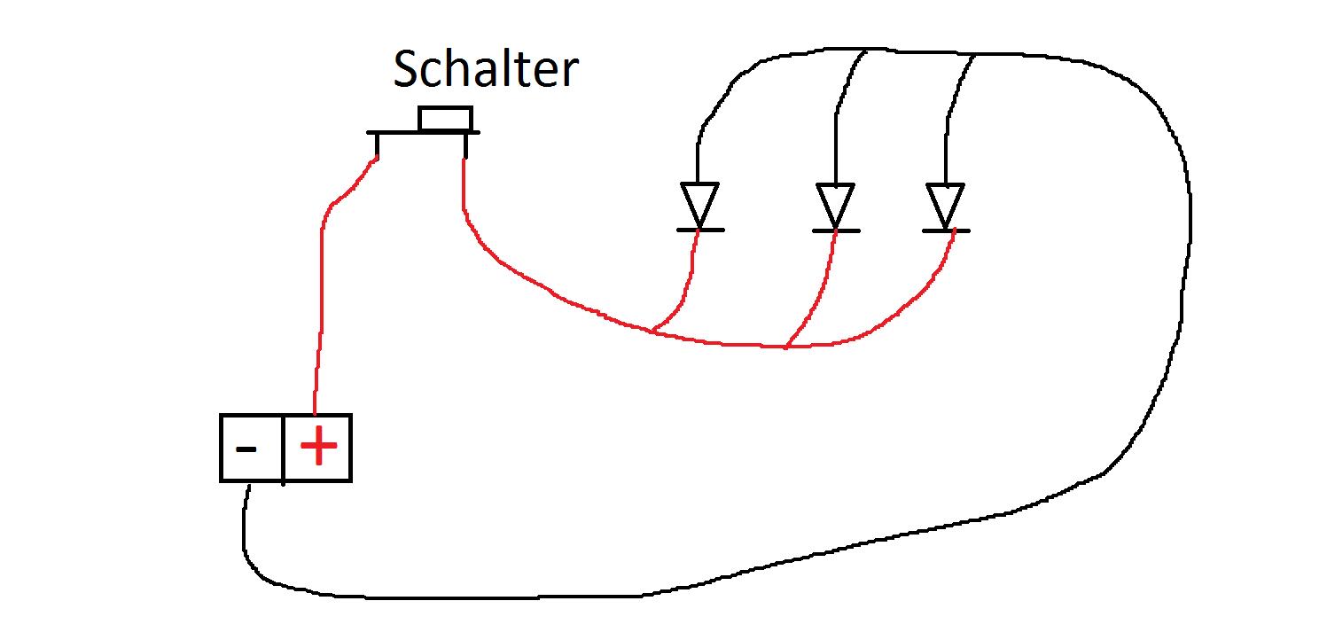 Beste 3 Wege Kippschalter Verkabelung Zeitgenössisch - Elektrische ...