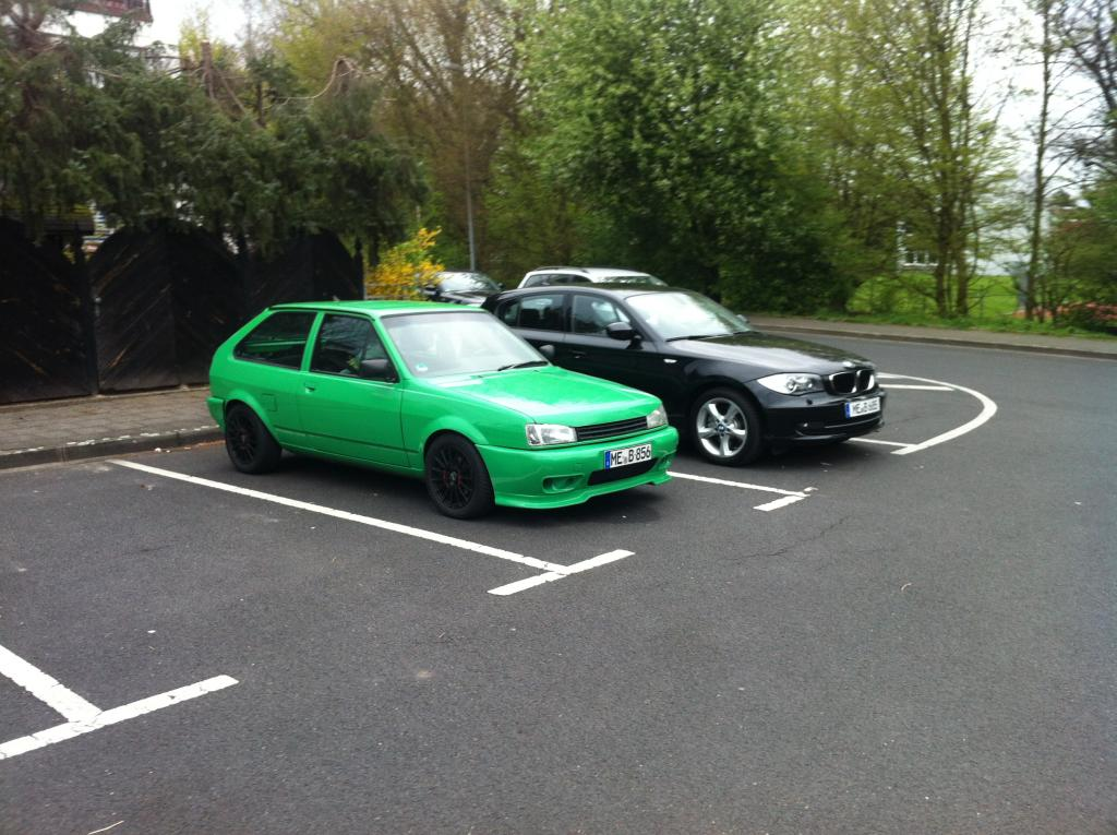 Polo G40 Vs Bmw 123 Bmw 1er 2er Forum Community